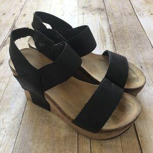 Pierre Dumas Platform Sandals
